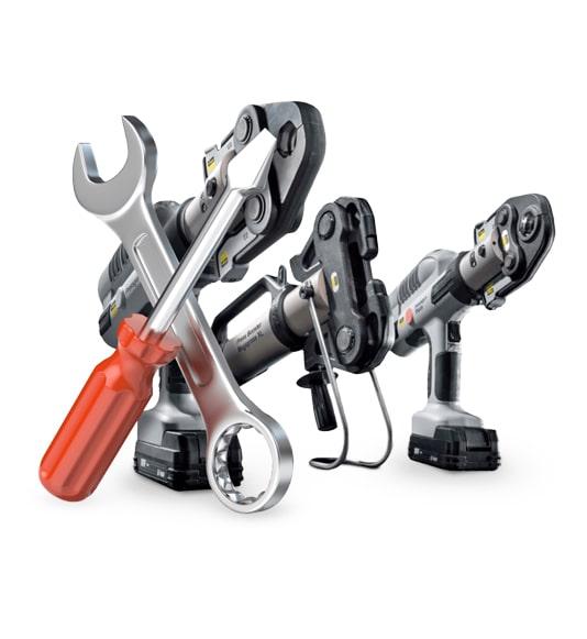 Inspektion-wartung-reparatur-pressmaschine-viega